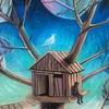 Выставка картин Гузель Байгускаровой вPapa'sClub