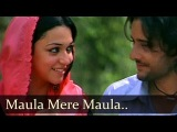 Maula Mere Maula - Siddharth Koirala - Nauheed - Anwar - Latest Bollywood Sufi Superhit Songs