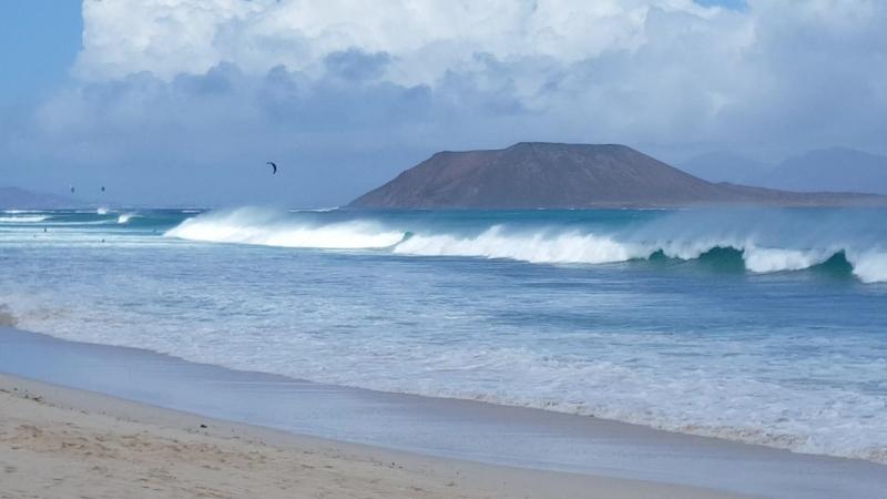 волны на Энтубадере