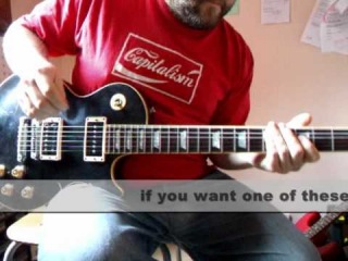 Gibson LP Studio Seymour Duncan Hot Rod