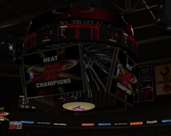Miami Heat champions 2015-2016