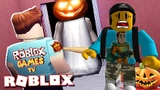 Страшные Приключения Роблокс в ЛИФТЕ ХЭЛЛОУИНСКОЕ ОБНОВЛЕНИЕ играем с Roblox Games TV