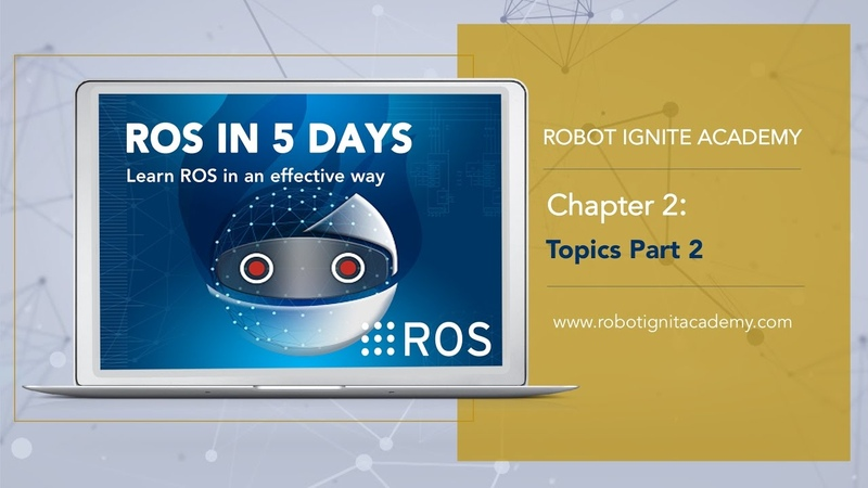 [ROS tutorial] Chapter 2.2 ROS Topics Part 2 - Subscribers, Publisher, Messages