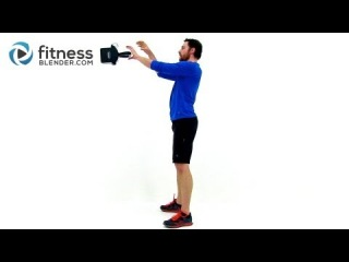 Kettlebell Til You Drop - 40 Minute Killer Total Body Kettlebell Workout Routine