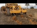 All Biggest Dozer Deep Ripping In The World HD720p