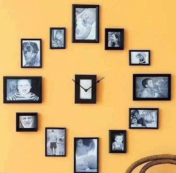 Как красиво оформить фото своими руками