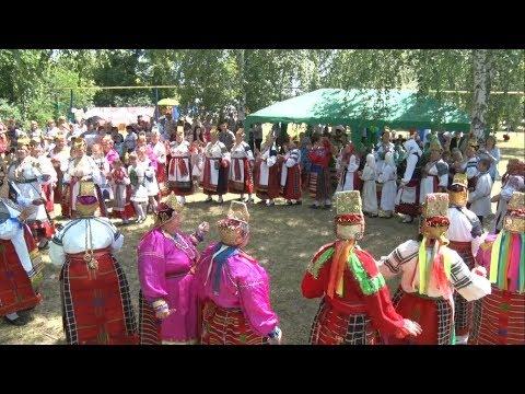 Фестиваль «Летний карагод» в Новооскольском районе