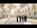 Рамзан Кадыров прибыл с рабочим визитом в ОАЭ и посетил новый президентский дворец в Абу Даби