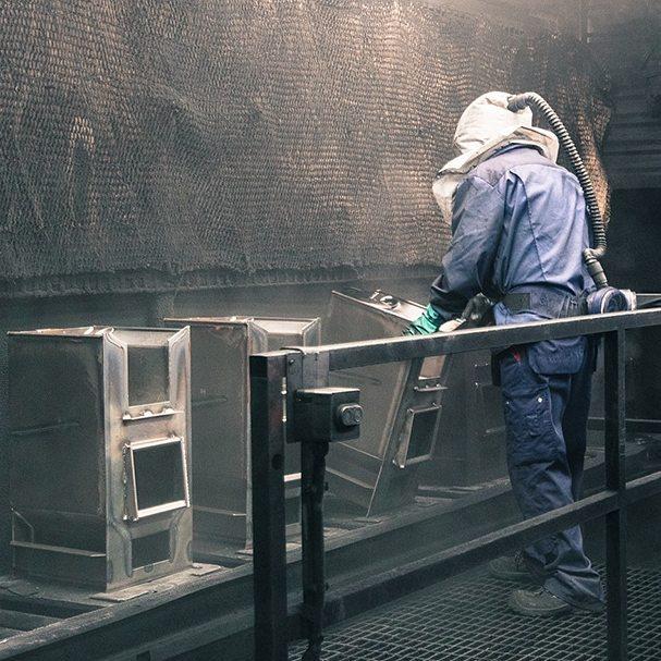 завод по производству оборудования для бани и сауны