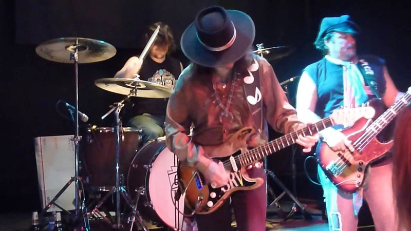 Pride and Joy by Tommy Katana Texas Flood @ Club 66 April 11 2015