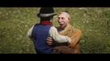 Red Dead Redemption 2 - история о гиганте и карлике