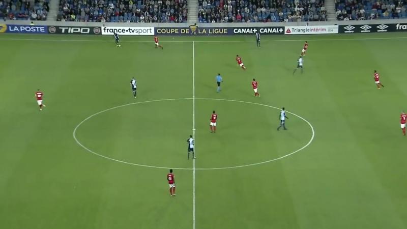 Havre AC - Stade Brestois 29 ( 3-3 6 tab à 5 ) (2ème tour) - Résumé - (HAC - BRE