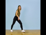 Простые танцевальные движения для новичков