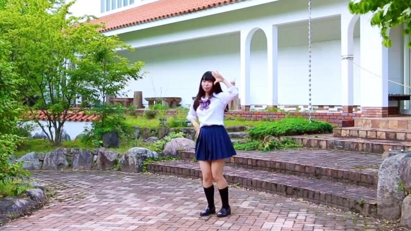 【さななんん。】Cagayake! GIRLS 踊ってみた【制服。】 sm33389950