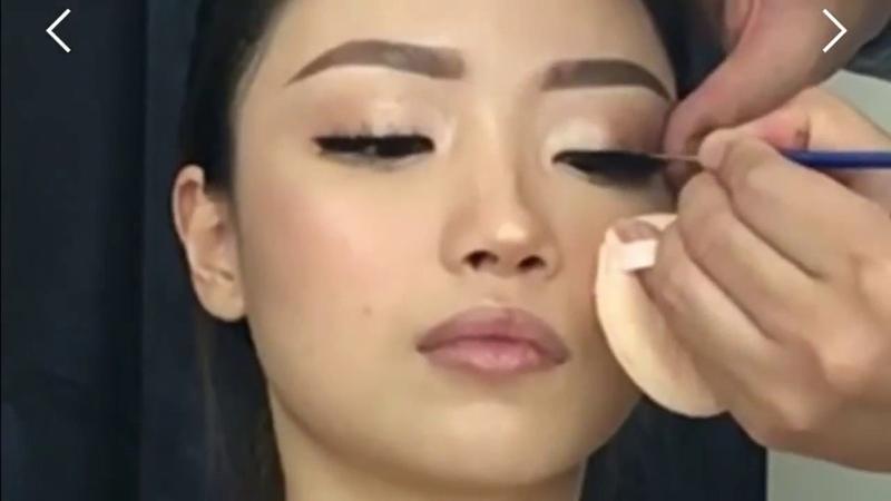 Natural Flawless Makeup untuk Wajah Oriental Monolid by Andy Chun