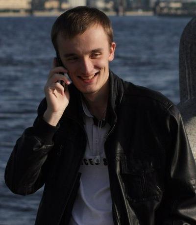Роман Егоров, 9 апреля , Санкт-Петербург, id210056345