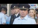 Бывшему полковнику милиции Ивану Маринину открыли мемориальную доску