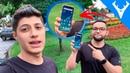 Fiz meu amigo TROCAR O IPHONE xs max dele por um XIAOMI por um DIA