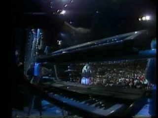 Festival de Viña 1989, Modern Talking, Jet airliner