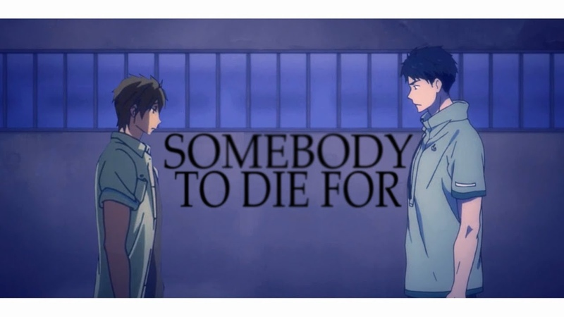 Somebody to die for | sosuke x makoto [Free!] AU