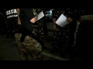 Новые бойцы готоры воевать с украинской армией. Присяга. АТО, Донбасс, Донецк, Луганск