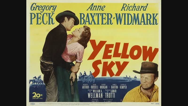 Céu Amarelo (1948) - Dublado