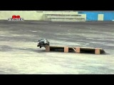 2x HPI WR8 Ken Block Gymkhana Five and Losi XXX Buggy bashing at Segar Track RC offroad ad