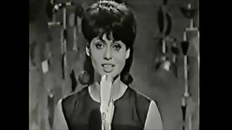 Margot Eskens - Die Zeiger der Uhr (Live 1966)