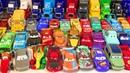 Тачки Игрушки Новые Машинки Дисней Трейлеры Гонщики Распаковка Мультики про Машинки Видео для Детей