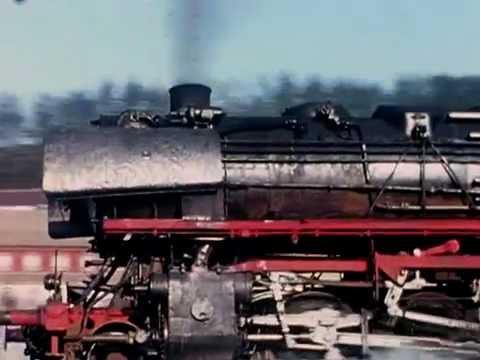 Ton Pruissens Schatzkiste Bundesbahn Dampf 1966 bis 1976