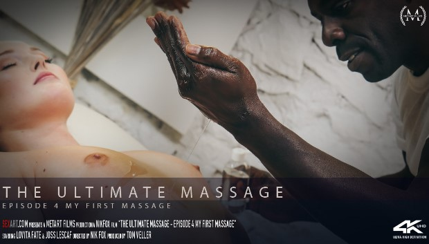 SexArt - The Ultimate Massage Episode 4 - My First Massage