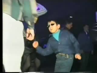 Kid at a rave party, 1997| history porn