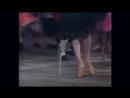 Уличная танцовщица из балета Дон Кихот урокиХореографии