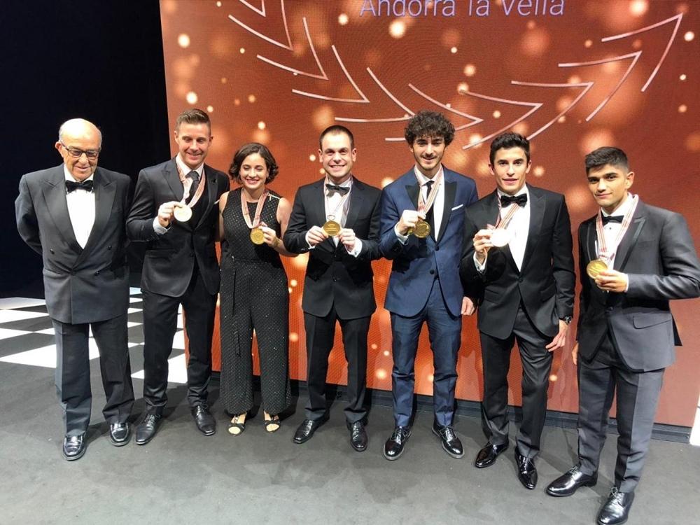 Гала-церемония FIM 2018 состоялась в Андорре