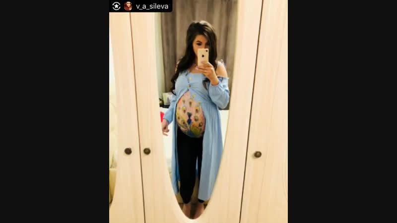 Роспись живота (беременным)