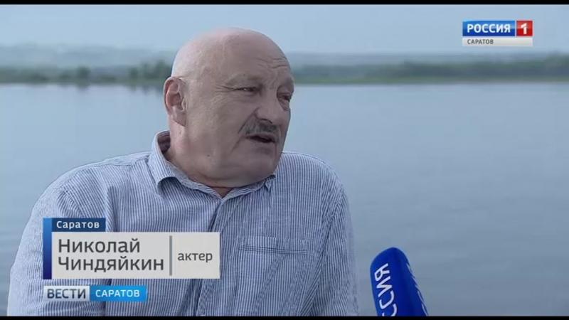 Творческая встреча на теплоходе с актером Николаем Чиндяйкиным прошла в рамках Мира права