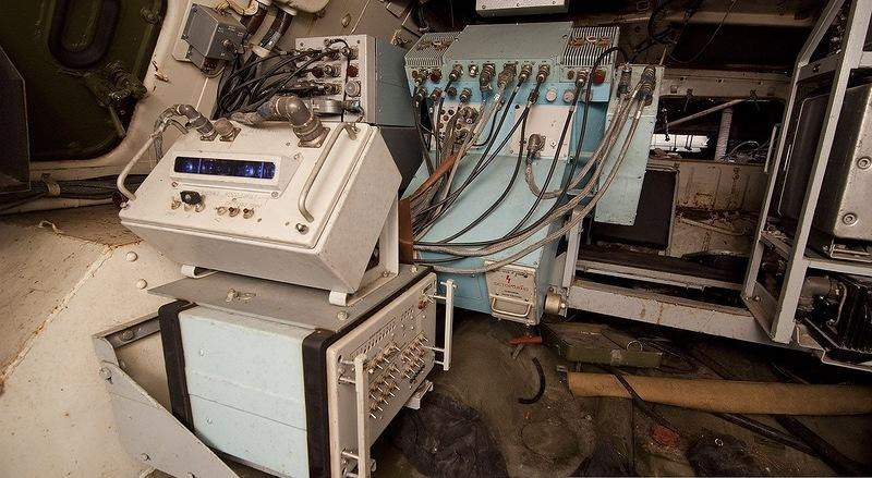 электроника в БТР