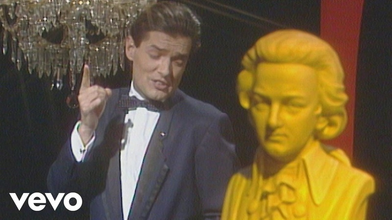 Falco - Rock Me Amadeus (ZDF Tele-Illustrierte 24.05.1985) (VOD)