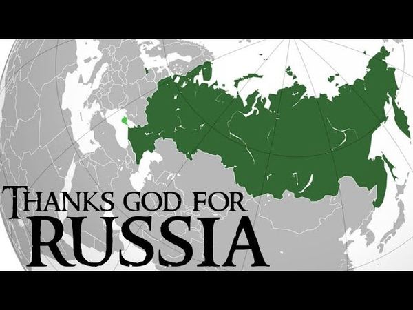 Thanks GOD for Russia and Muslim alliance with Orthodox Christianity