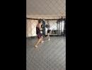Киберспортсмены в бойцовском клубе Легион спарринги