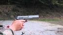 AMT Automag III cal.30 Carbine shooting