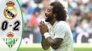 Rеаl Маdrid vs Rеаl Веtis 0-2 - Highlights Goals Resumen Goles 2019 HD