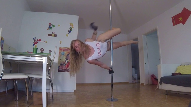 Pole Dance more available on Patreon link below Yoga and Fitness with Rhyanna Watson