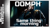 Oomph - I'm easy (26.03.2017 Moskau Yotaspace)