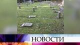На юго-западе Польши вандалы осквернили кладбище советских солдат.