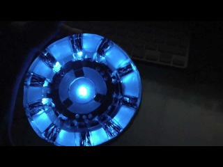 Homemade Arc Reactor Mark III / АРК Реактор своими руками
