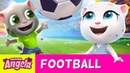 ⚽ Best Surprise for Talking Tom - Talking Angela's FOOTBALL Party