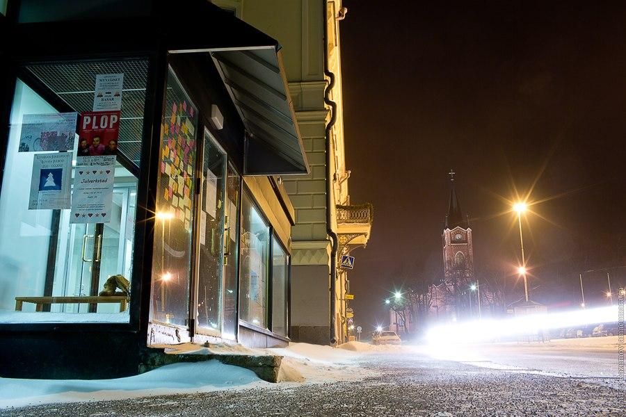 финляндия ловиса рождество новый год зима отдых