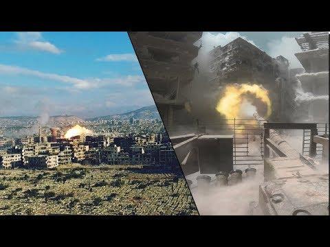 [Сирия] Ярмук. Последняя битва под Дамаском