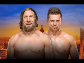 The Awesome One Miz vs The Submission Specialist Daniel Bryan SummerSlam 2018